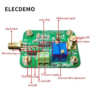 Image 2 - AD606 module logarithmic detector 80dB demodulation logarithmic amplifier low power adjustable amplitude output