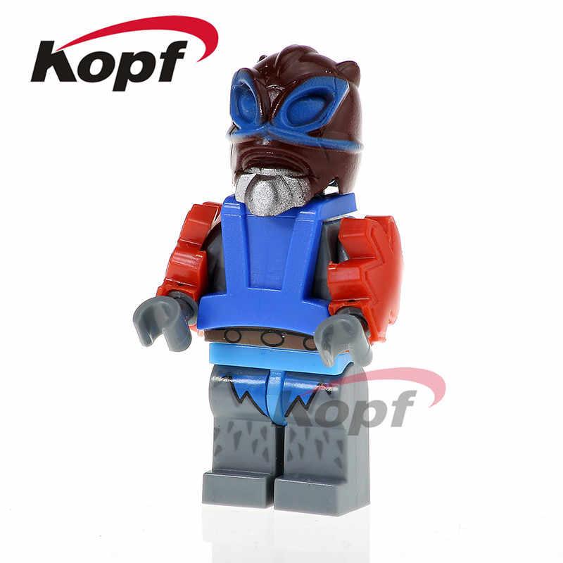 シングル販売スーパーヒーローを彼はマン · マスターズ悪リン Heman Beastman トラップ顎モデル子供のおもちゃギフト PG1108