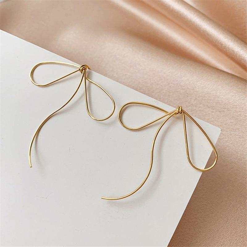 Women Lovely Rabbit Animal Geometric Square Drop Dangle Earrings Jewelry Gift/_Qo