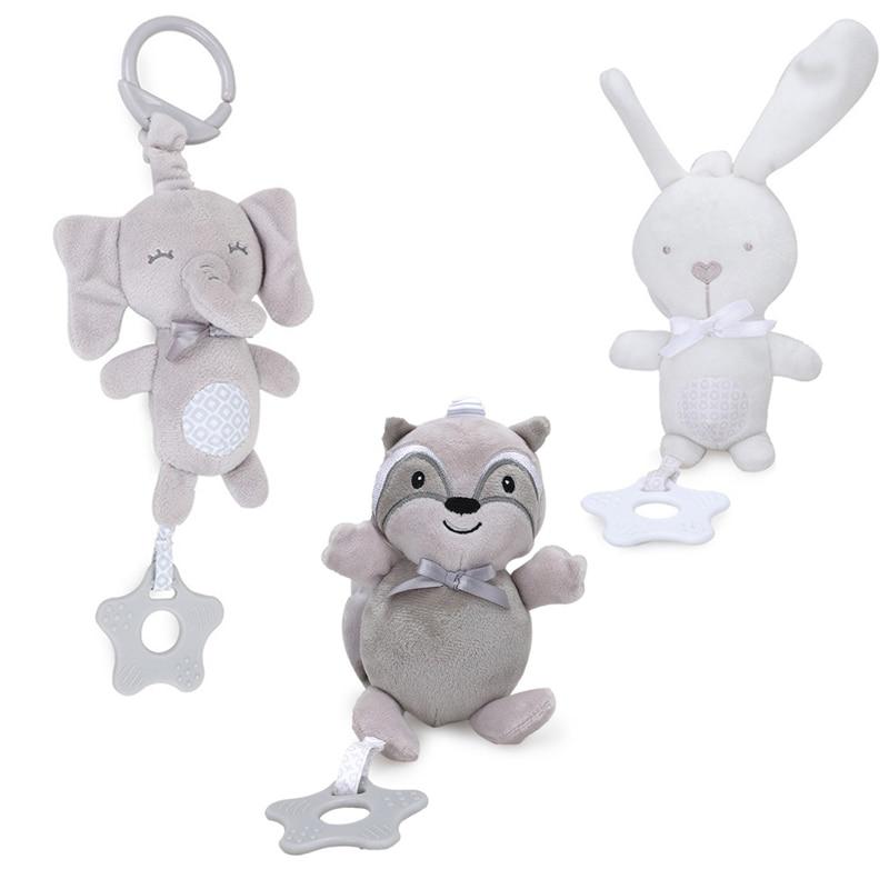 Baby rattles mobiles toddler խաղալիքներ մահճակալ - Խաղալիքներ նորածինների համար - Լուսանկար 3