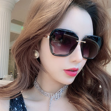 Vintage Design Oversize Frame Square Sunglasses Women 2020 L