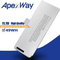 10.8 v 49wh a1280 bateria do portátil para apple macbook 13