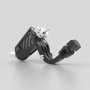 Image 5 - قابل للتعديل موتور الوشم ماكينة دوارة المهنية قوية هادئة موتور شادر بطانة الوشم