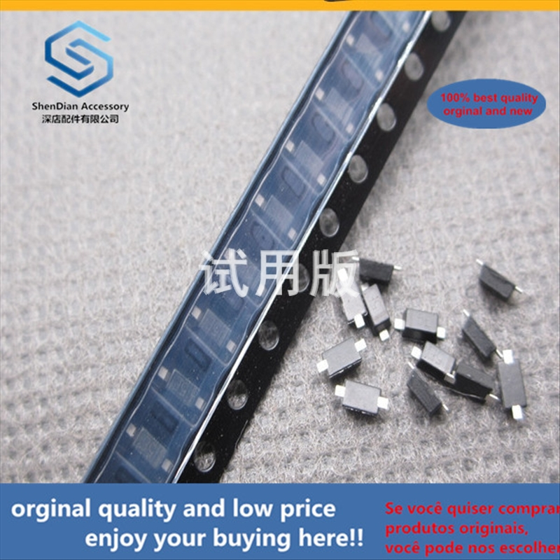 50pcs 100% Orginal New Best Quality SMD Diode MM1Z12B Zener Diode 500mW, 12V 2% Silk Screen 0D SOD123