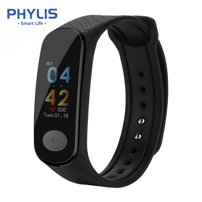 B18 Smart Wristband Bracelet Sport Watch Blood Pressure Heart Rate Waterproof Ip67 Bluetooth Fitness Tracker for Iphone Android