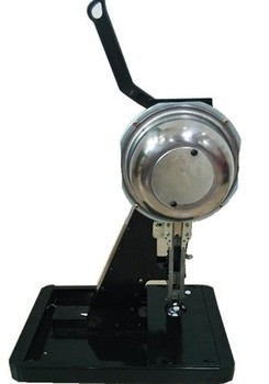 Free shipping pvc dotter Punching Machine Semi-automatic dotter PVC dotter Punching Machine free shipping competitive price semi autoamtic liquid bottling machine for small business