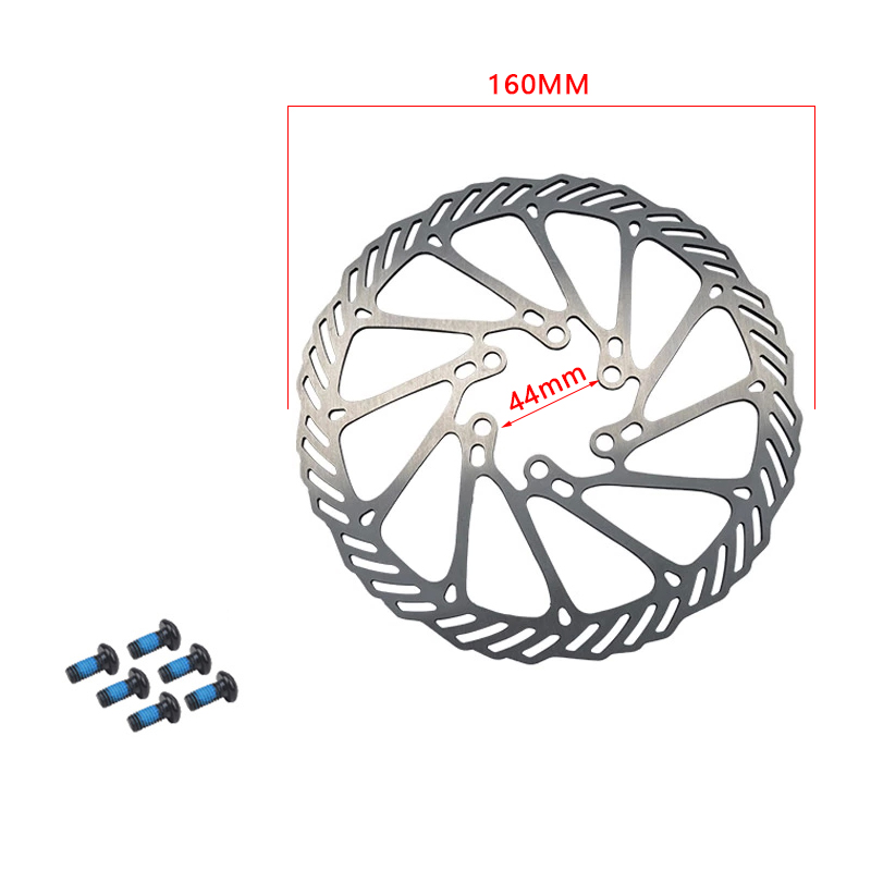 140//160//180//203mm G3 MTB Bike Bicycle Disc Brake Rotor with6 Bolt screws BB5 BB7