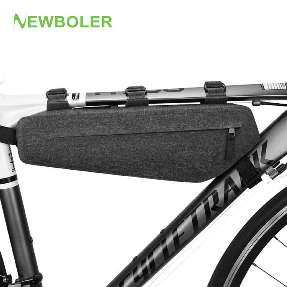 Cycling Bicycle Bag Front Triangle Tube Pouches Accessories For Road MTB Bikes