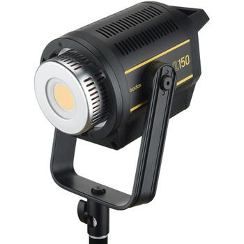 Godox VL150 LED Bowens reflektor zamontować lampa wideo dla fotografii studio akcesoria wideo na żywo youtube tiktok pk jinbei tanie i dobre opinie CN (pochodzenie) 5600 k
