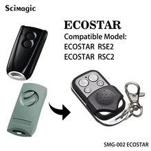 جهاز التحكم عن بعد Hormann EcoStar RSE2 RSC2 قطع غيار جهاز التحكم عن بعد فوب 433 ميجاهرتز Ecostar RSE 2 RSC 2 جهاز التحكم عن بعد