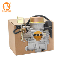 Runtong CVK 30 CVK 32MM Carburetor Carb Keihin Replacement Motorcycle for All Scooters Atv with GY6 150 250CC TANK 260 Scooter