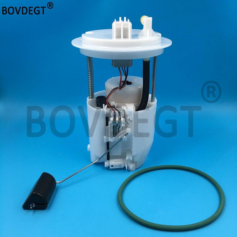 닷지 여행용 전기 연료 펌프 모듈 어셈블리 3.5l/2.4l v6/l4 e7251m e7249m