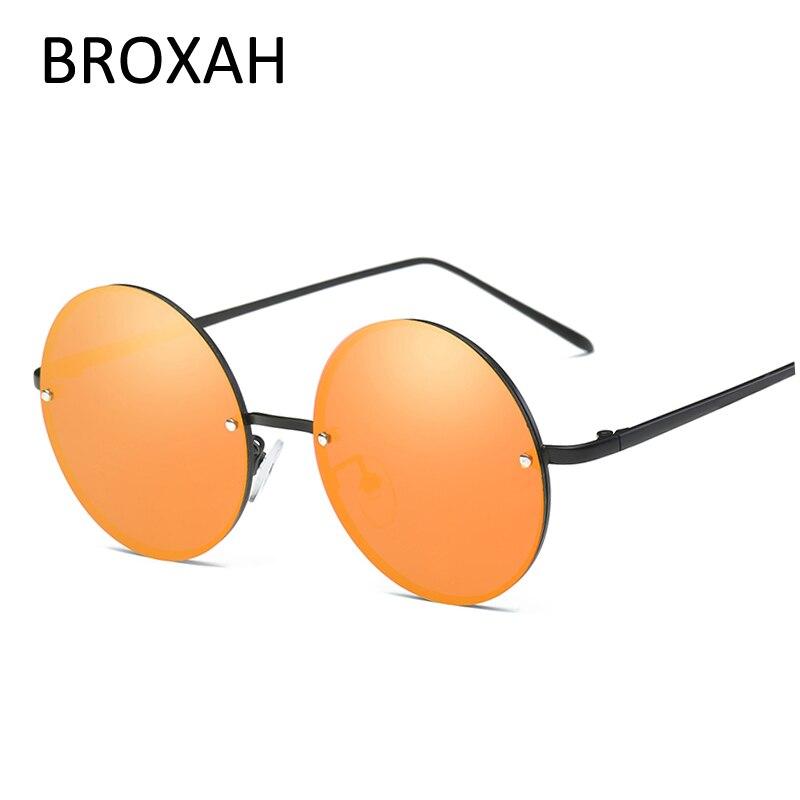 Retro Rodada Óculos Polarizados Óculos de Condução Óculos de Sol Das Mulheres Dos Homens do Metal Do Vintage Pequeno Hippie UV400 Gafas de sol 6030