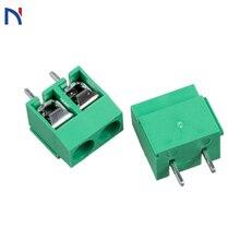 цена на 10PCS/ LOT 2Pin 3Pin Screw PCB Terminal Block Connector