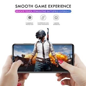 Image 4 - ZNP Protector de pantalla de vidrio templado para Xiaomi, Protector de pantalla de vidrio templado para Xiaomi Redmi Note 7 5 8 Pro 5 Plus, 6A 7A K20 Pro