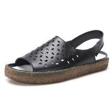 New Women Sandals Fashion Flat Ladies Sandals Shoes