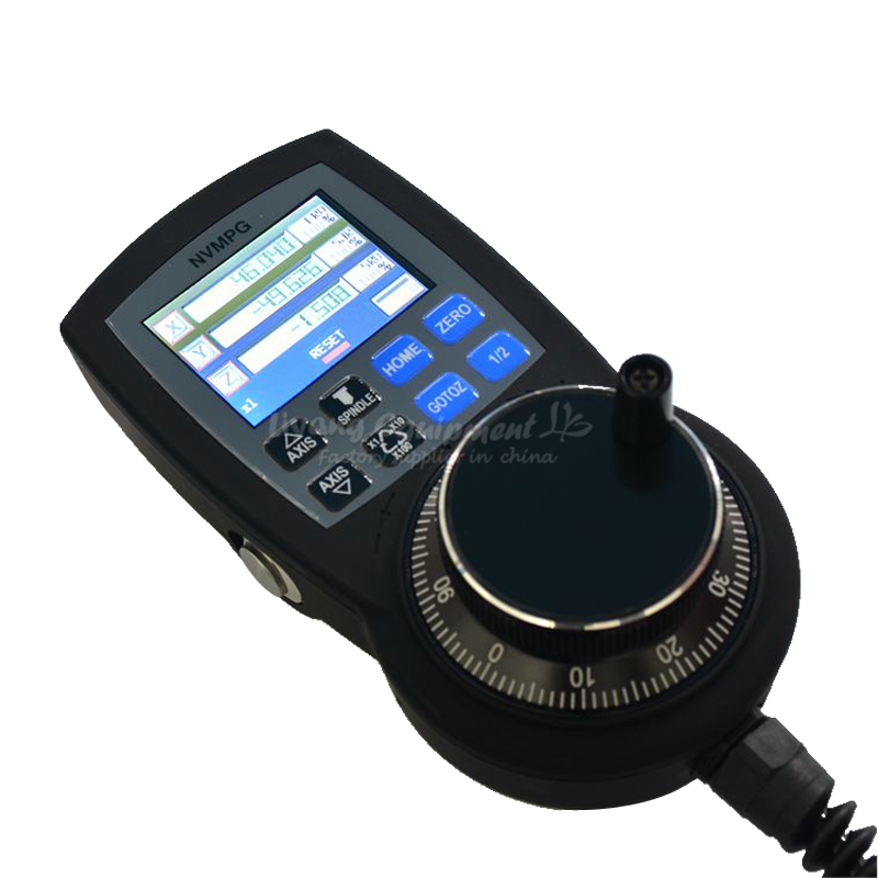 High configuration mach3 manual pulse full function full serial communication with coordinate display