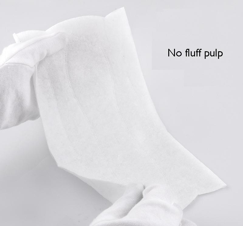6 packs menstrual period anion pads sanitary napkin winalite anion hygienic pad feminine hygiene sanitary 4