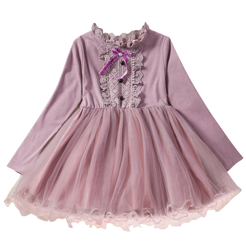 Hc0abace4113340cd9df8dc11404480abi Kids Dresses For Girls Long Sleeve Deer Snowflake Print Dress New Year Costume Princess Dress Kids Christmas Clothes Vestidos