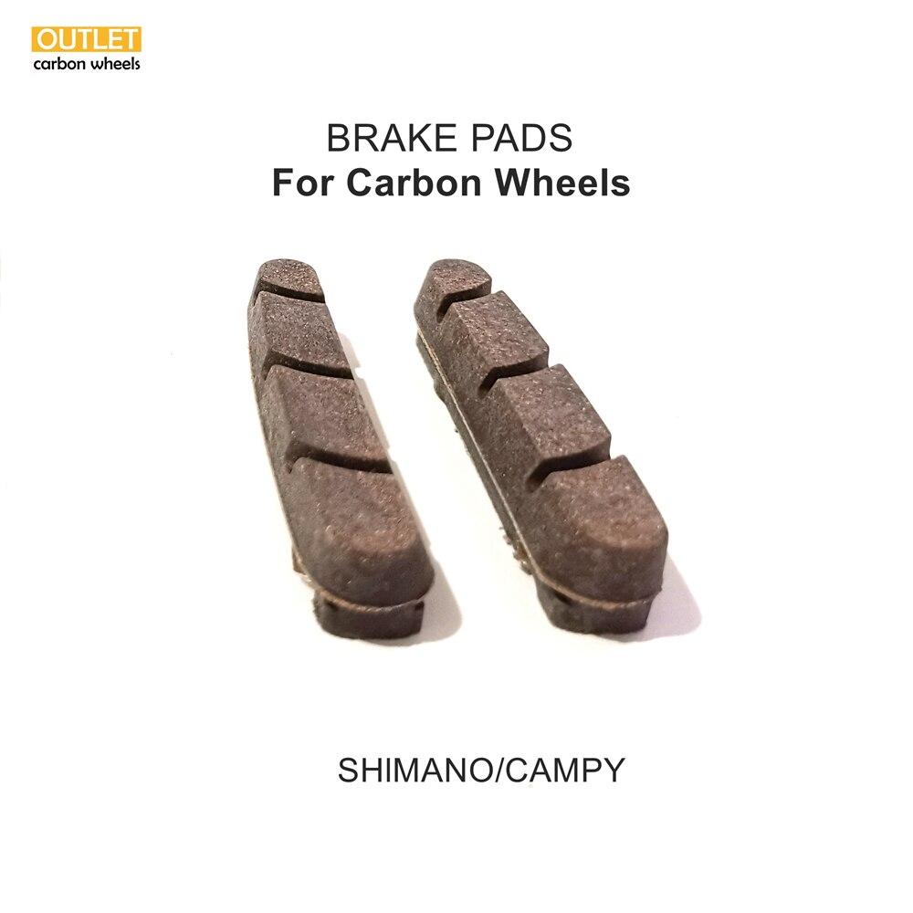 Тормозные колодки Corky для карбоновых ободов, велосипедные тормозные колодки, использование карбоновых колес, защита карбоновой колесной па...