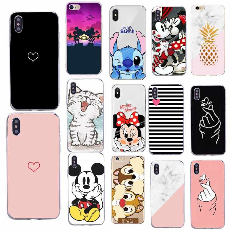 Funda de lujo para iPhone 5 y 5s SE 6 6 S 7 8 Plus X XS Max Funda de silicona para iPhone 11 Pro Max 6 S 7Plus