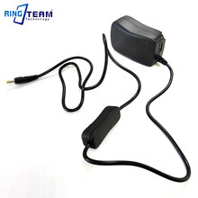 Multi-funktion 9V Power AC Adapter mit Weiblichen USB für Handys & Kamera Koppler DCC8 DCC12 DCC15 DCC16 CP-W126 EP-5A EP-5B(China)
