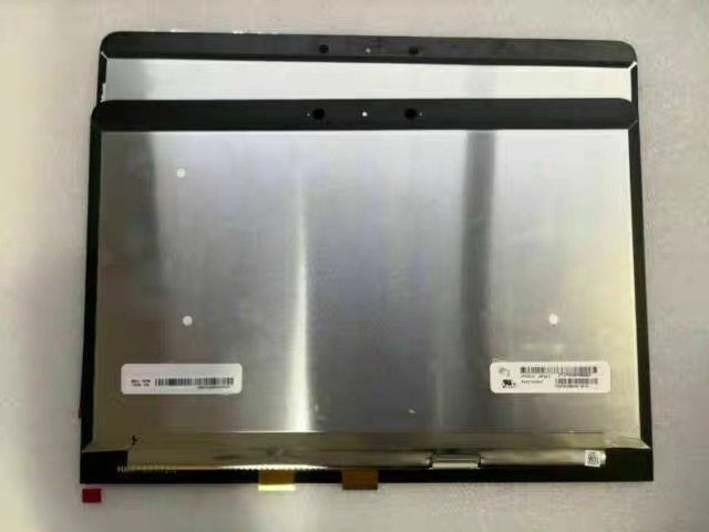 13.3inch lcd led assembly For HP X360 spectrum 13-ac033dx 13-ac015dt touch screen LCD assembly image