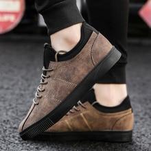 Fashion Men Sneakers High Quality Trend Outdoor Platform Men Shoes Light Comfort