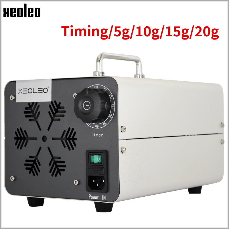 XEOLEO Ozone Generator Air Purifier 5g/10g/15g/20g Sterilization Machine Homeuse Disinfector Air Sterilizer For Room Air Cleaner