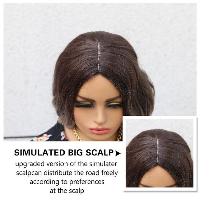 Купить парик sivir из синтетических волос парики для женщин с натуральными картинки цена