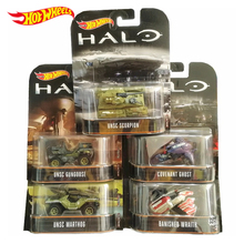 Model-Collection-Toys Chariots Game Halo Hot-Wheels Classic Birthday-Gift Boy DMC55 UNSC
