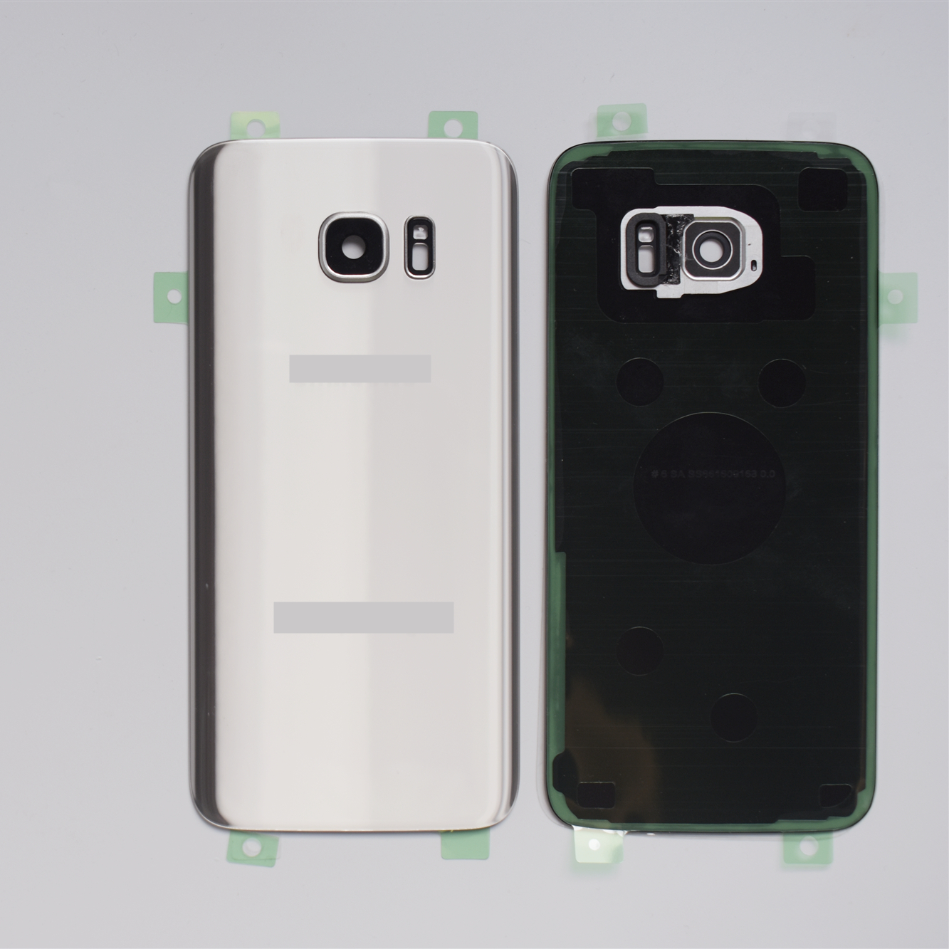 SYART For Samsung Galaxy S7 Edge G935 Back Housing Battery Cover Rear Door Glass + Tape Camera Lens image
