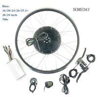 Vender https://ae01.alicdn.com/kf/Hc0ad2a3f1d8444599030248da3c03d90l/48V 1000W kit de conversión de bicicleta eléctrica 26 pulgadas rueda delantera Motor sin escobillas 30A.jpg