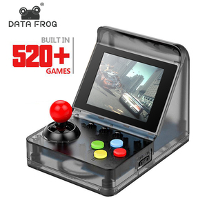 Data Frog 32 Bit Retro ARCADE