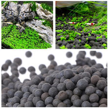 Base de fertilidade para aquário, plantação de aquário para tanque de peixes, cascalho para paisagem de ervas daninhas e tanque de peixes