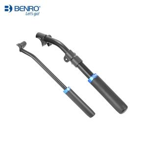 Image 1 - Benro Pan Bar Handle BS02 BS03 BS04 BS05 BS07 Aluminum Handle For S2 S4 S6 S7 H8 H10 KH25N KH26NL BV4H/BV6H/BV8H/BV10H Head