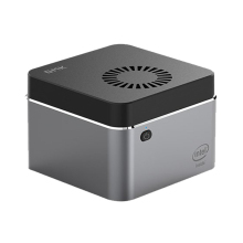 Windows 10 Mini PC Intel Celeron J4125 8GB LPDDR4 128GB 256GB 512GB SSD 2,4G/5,0G WiFi Bluetooth 4,2 HD 2,0 4K 60Hz USB-C