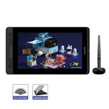 HUION KAMVAS Pro 12 tablette numérique GT-116 sans batterie stylo affichage dessin tablette moniteur avec fonction d'inclinaison AG verre 8192 niveau