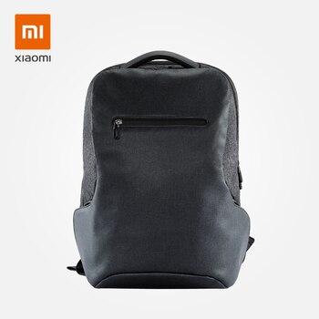 Xiaomi Urban Backpack Classic Business Bag For Men Big Capacity Mi Bag рюкзак xiaomi mi classic business backpack 2 голубой jdsw02rm