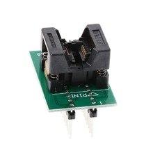 Nuovo TSSOP20 Brucia Block SSOP20 ST Chip di Test Socket Adattatore di Programmazione OTS28-0.65-01