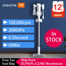 Dreame V9 Stofzuiger Handheld Draadloze Stok Aspirator Cycloon Zuig Stofzuigers Voor Thuis Auto