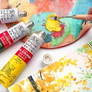 Image 3 - Professional 170ml Oil Paint Artist Professional Oil Painting Pigment fo Painting Color Paint Supplies Single Color Choose