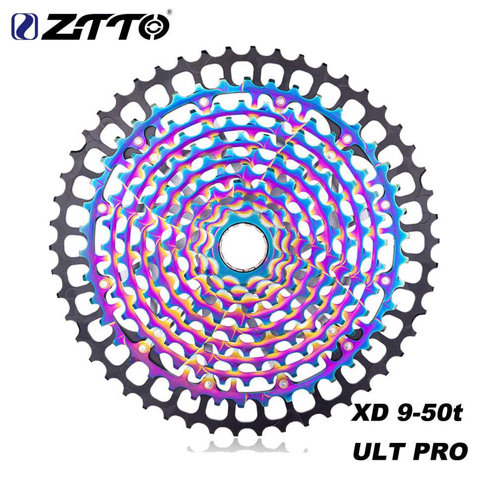 9-46T Freewheel Ultraleichte robuste Kettenrad ZTTO ULT Kassette MTB XD 11 Gang