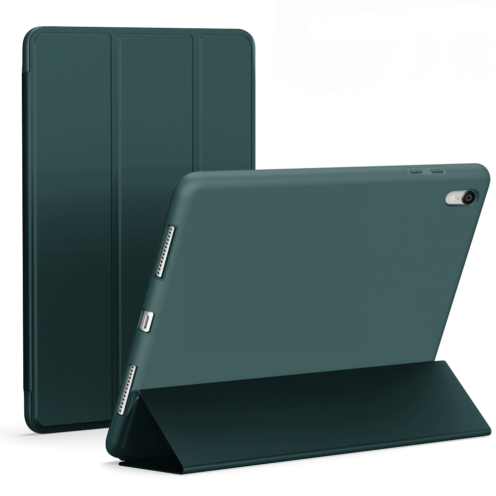 Dark green 1 Beige for iPad 2020 Air 4 10 9 inch Airbag Transparent matte soft protection Case For New