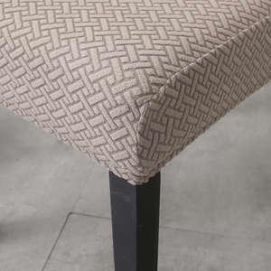 Image 4 - סופר רך קוטב צמר בד כיסוי כיסא אלסטי כיסא מכסה ספנדקס לחדר אוכל/חתונה/מטבח/מלון מסיבת משתה