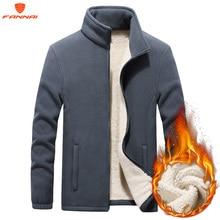 2019 new Fashion Large size M-6XL 7XL 8XL 9XL Fleece Jackets