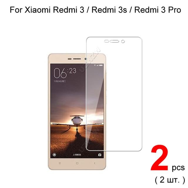 زجاج ل شاومي Redmi 3 / Redmi 3s / Redmi 3 برو قسط 2.5D 0.26 مللي متر الزجاج المقسى حامي الشاشة فيلم واقية الزجاج