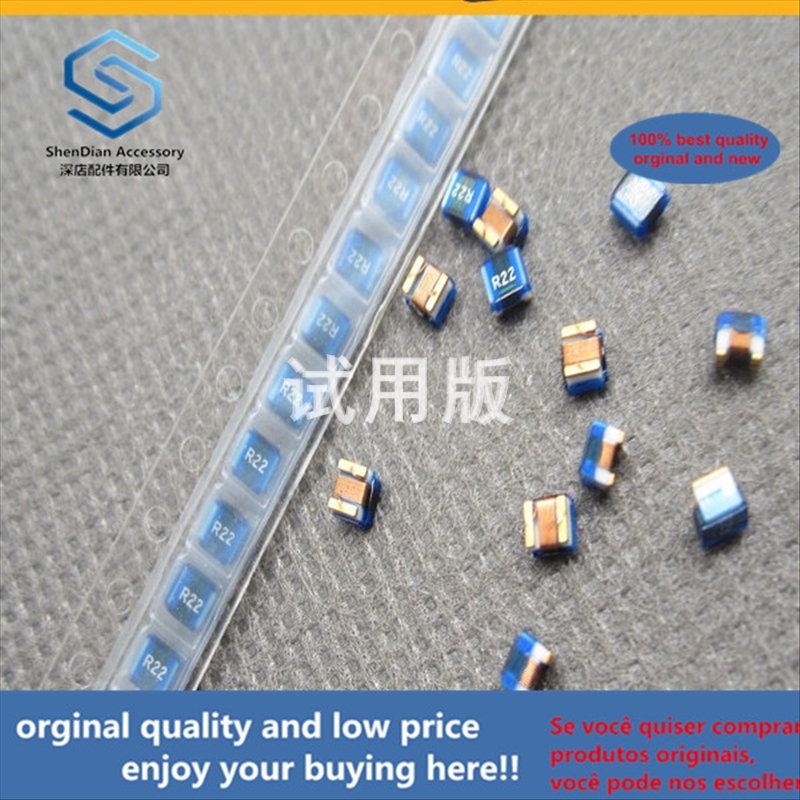 50pcs 100% Orginal New Best Quality FHW1008UCR22JGT SMD Ceramic Winding Inductor 2520 1008 220nH 500mA