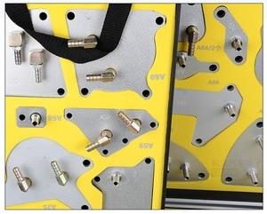 Image 5 - علبة تروس أوتوماتيكية للسيارة ، 130 قطعة ، 116 قطعة ، 103 قطعة ، سبيكة جديدة سريعة التغيير