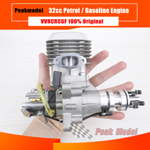 RCGF 32cc Petrol/Gasoline Engine for RC Airplanefor RC Airplane Two Strokes Single Cylinder Side Exhaust Natural Air